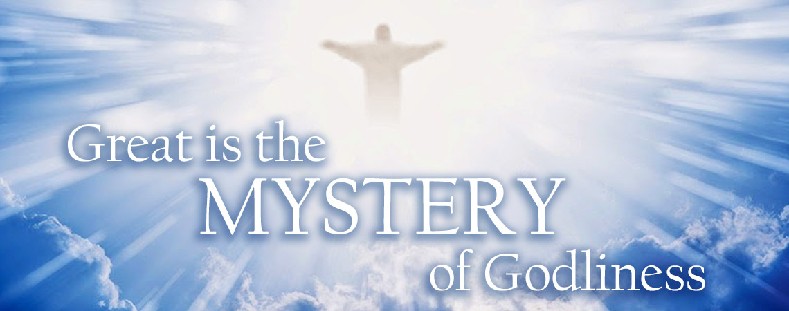 Mystery of Godliness Graphic